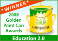 2008 Golden Can Award - Education 2.0
